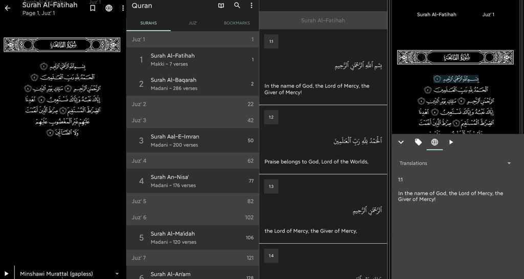 quran for android img