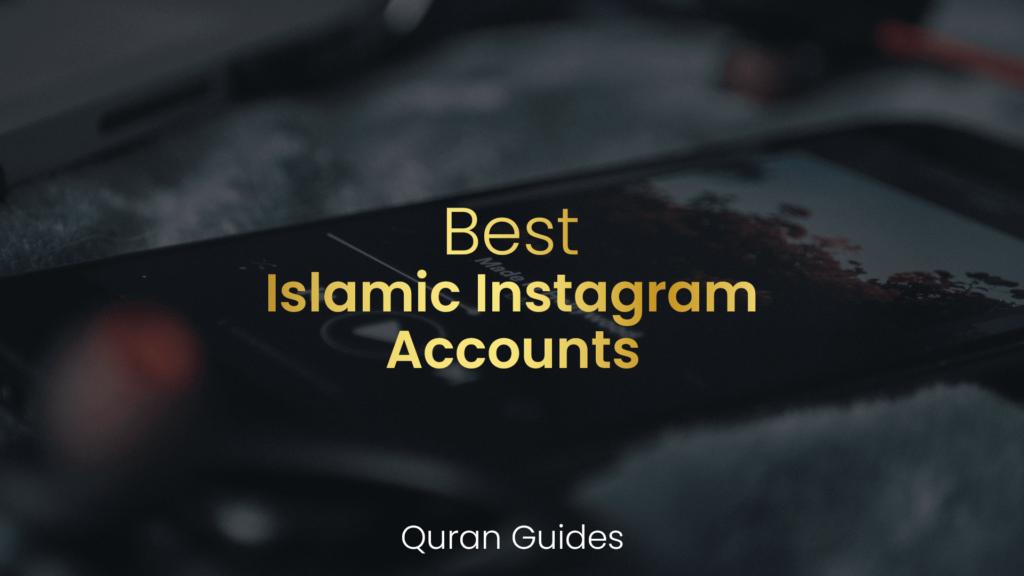 islamic instagram accounts